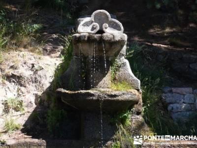 Las Pesquerías Reales - Senderismo Segovia (Ruta de las Pesquerías Reales); visitas guiadas madrid